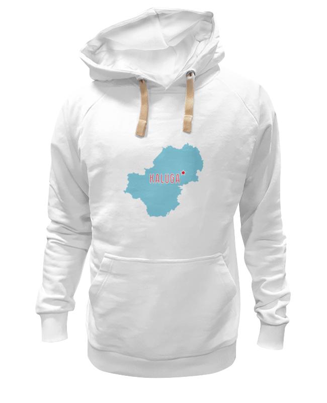 Printio Толстовка Wearcraft Premium унисекс Калужская область. калуга