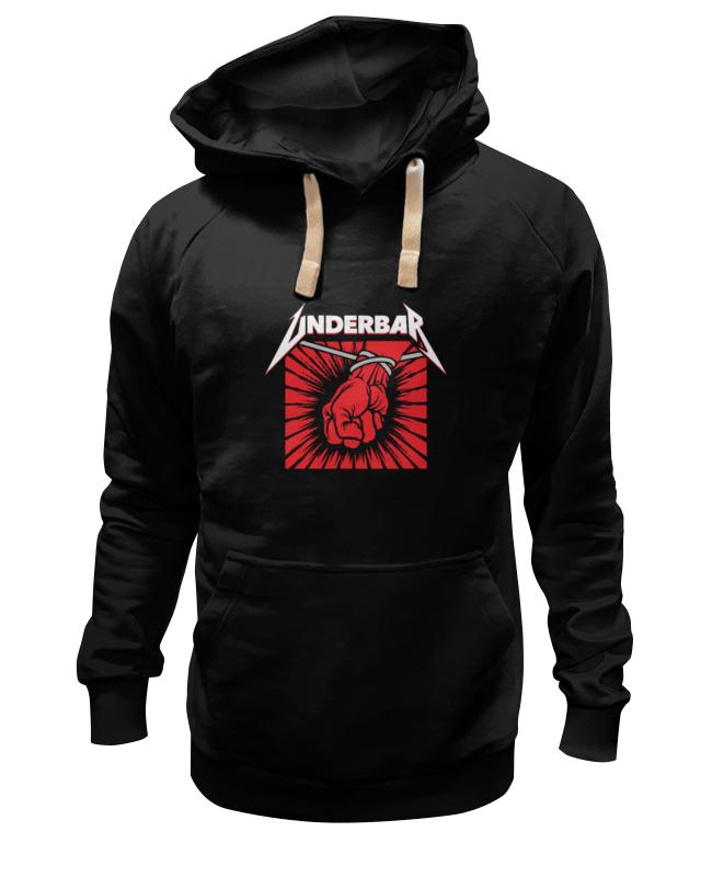 Printio Толстовка Wearcraft Premium унисекс Underbar black hoodie printio толстовка wearcraft premium унисекс evo black