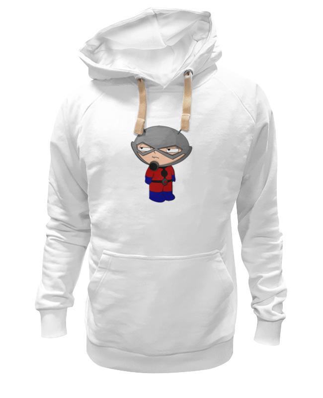 Printio Толстовка Wearcraft Premium унисекс Человек муравей (гриффины)