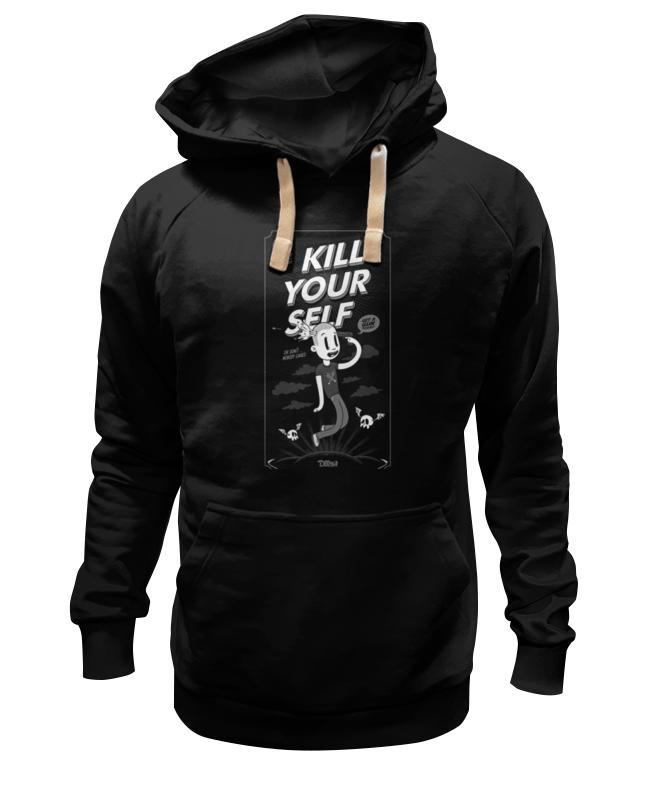 Фото - Printio Толстовка Wearcraft Premium унисекс Kill your self printio толстовка wearcraft premium унисекс open your mind