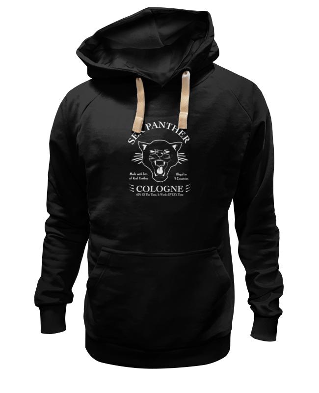 Printio Толстовка Wearcraft Premium унисекс Sex panther (секс пантера)