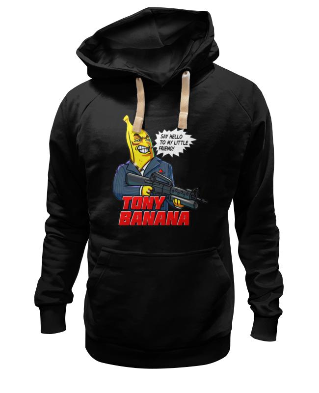Printio Толстовка Wearcraft Premium унисекс Tony banana