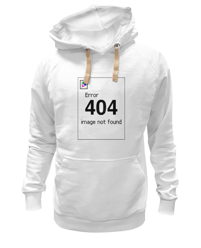 Printio Толстовка Wearcraft Premium унисекс Error 404 футболка wearcraft premium printio 404 not found