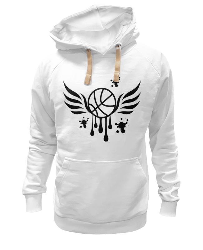 Printio Толстовка Wearcraft Premium унисекс Баскетбольный мяч