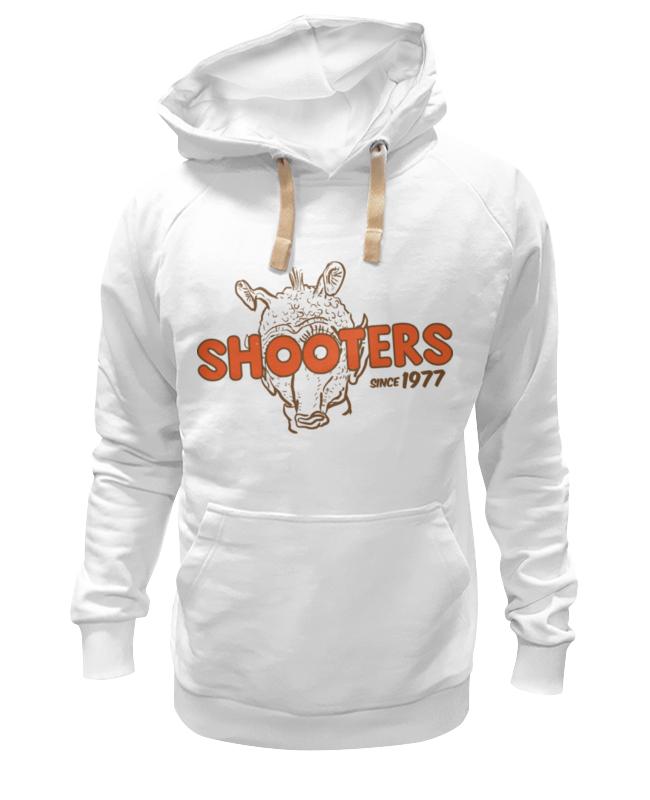 Printio Толстовка Wearcraft Premium унисекс Shooters printio футболка классическая shooters
