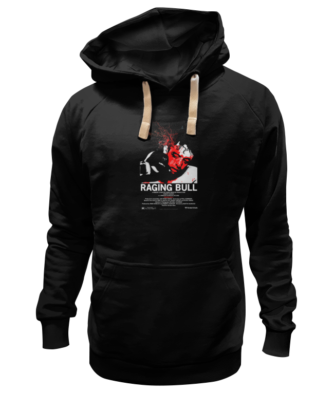 Printio Толстовка Wearcraft Premium унисекс Raging bull / бешеный бык printio детская футболка классическая унисекс raging bull бешеный бык