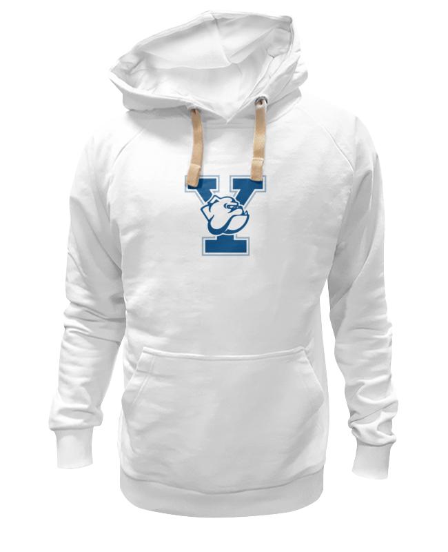 Printio Толстовка Wearcraft Premium унисекс Yale bulldogs