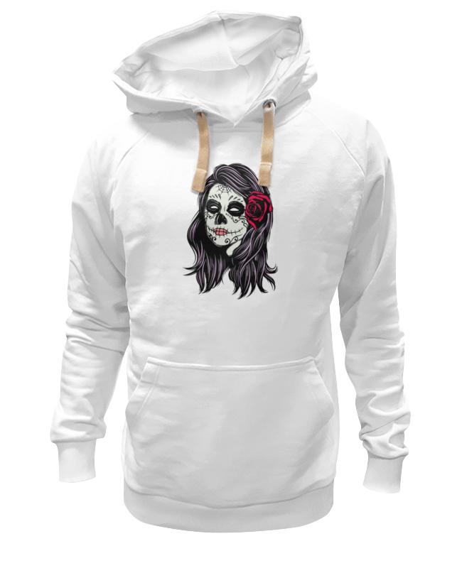 Printio Толстовка Wearcraft Premium унисекс Skull girls printio свитшот унисекс хлопковый girls girls girls