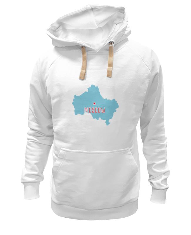 Printio Толстовка Wearcraft Premium унисекс Московская область. москва