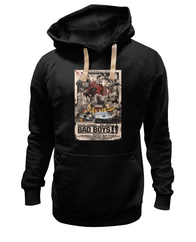 Printio Толстовка Wearcraft Premium унисекс Плохие парни (bad boys)