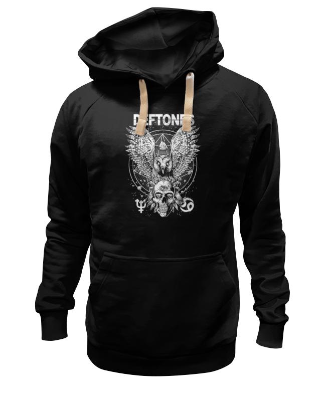 Printio Толстовка Wearcraft Premium унисекс Deftones