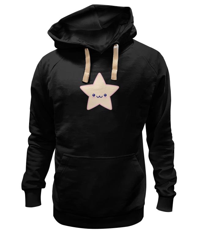 Printio Толстовка Wearcraft Premium унисекс Няшная звезда