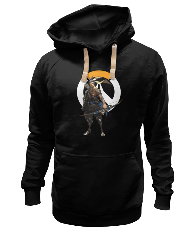 Printio Толстовка Wearcraft Premium унисекс Overwatch hanzo / овервотч хандзо printio футболка wearcraft premium overwatch hanzo овервотч хандзо