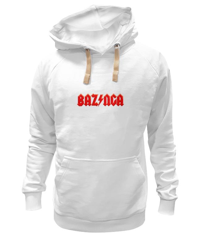 printio bazinga базинга Printio Толстовка Wearcraft Premium унисекс Bazinga! (базинга)