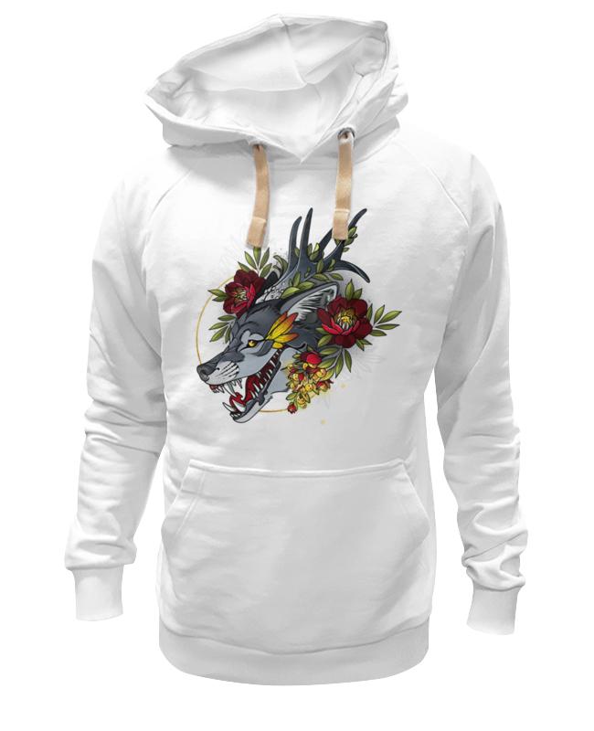 Printio Толстовка Wearcraft Premium унисекс Smiling wolf толстовка wearcraft premium унисекс printio smiling skull