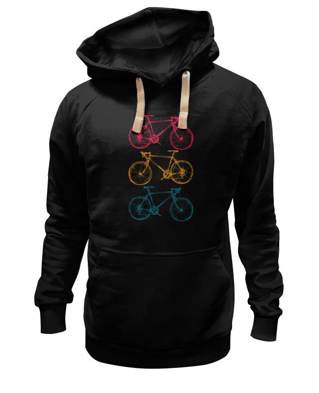 Printio Толстовка Wearcraft Premium унисекс Велосипеды