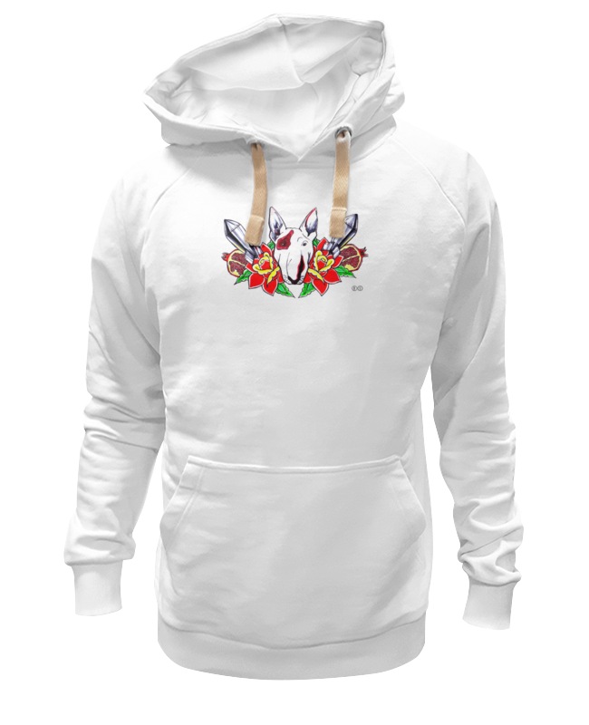 Printio Толстовка Wearcraft Premium унисекс Петя буль футболка wearcraft premium printio петя буль т