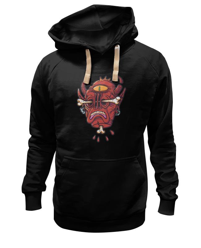 Фото - Printio Толстовка Wearcraft Premium унисекс Дьявол printio толстовка wearcraft premium унисекс дьявол