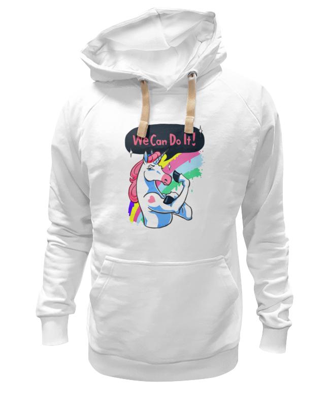 Printio Толстовка Wearcraft Premium унисекс We can do it! (unicorn) printio толстовка wearcraft premium унисекс we can do it unicorn