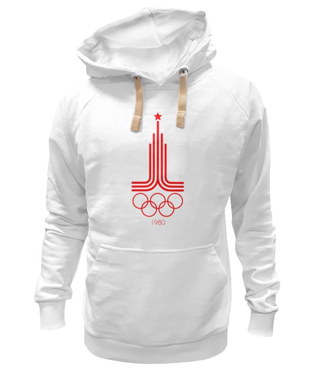 Printio Толстовка Wearcraft Premium унисекс Олимпиада 80