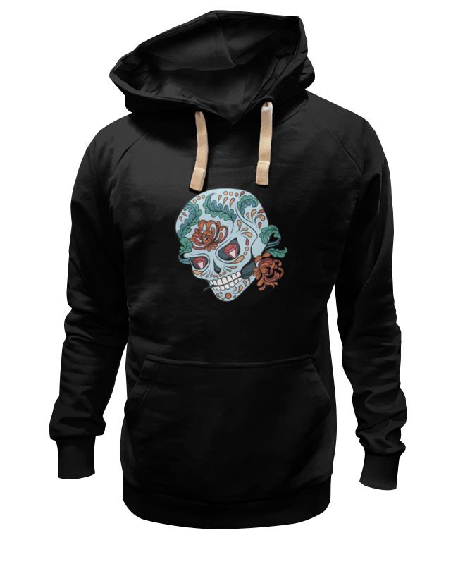Printio Толстовка Wearcraft Premium унисекс Skull толстовка wearcraft premium унисекс printio smiling skull