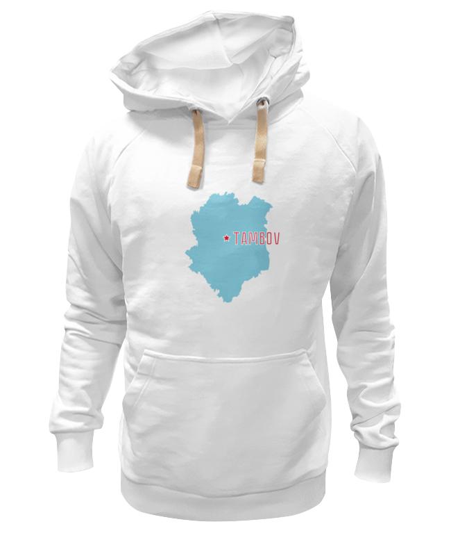 Printio Толстовка Wearcraft Premium унисекс Тамбовская область. тамбов