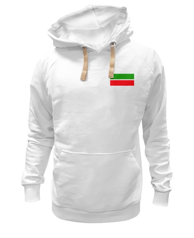 Printio Толстовка Wearcraft Premium унисекс Флаг татарстана