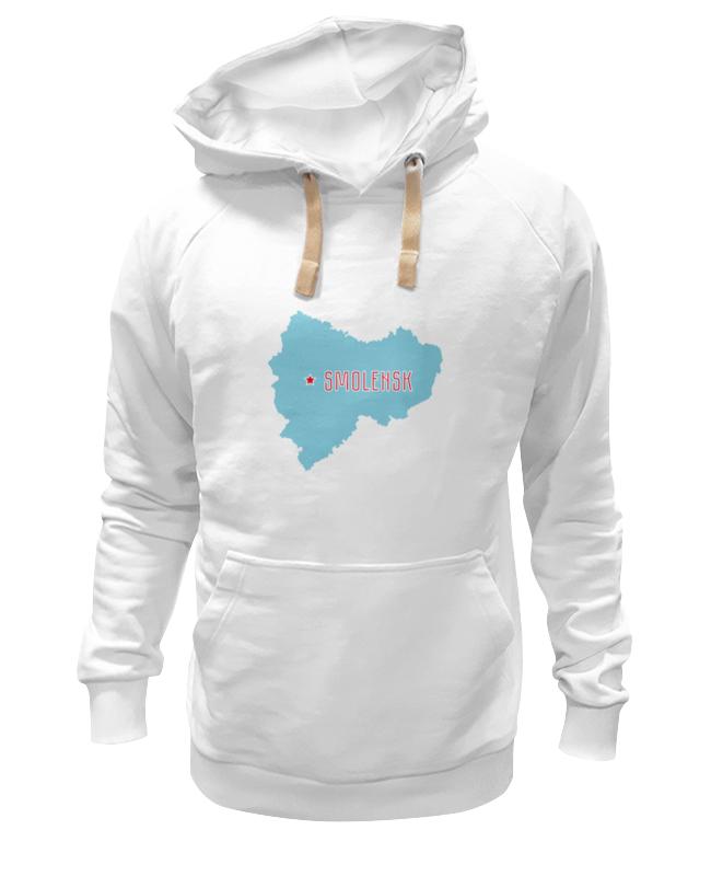 Printio Толстовка Wearcraft Premium унисекс Смоленская область. смоленск