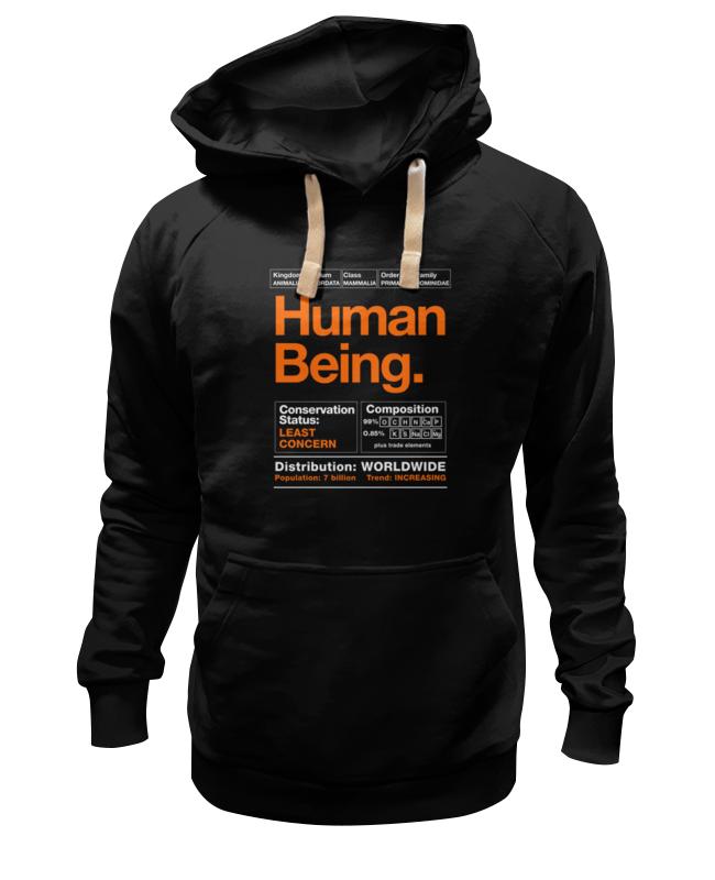 Printio Толстовка Wearcraft Premium унисекс Human being printio толстовка wearcraft premium унисекс human being