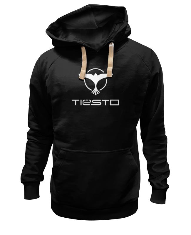 Printio Толстовка Wearcraft Premium унисекс Tiesto (тиесто)