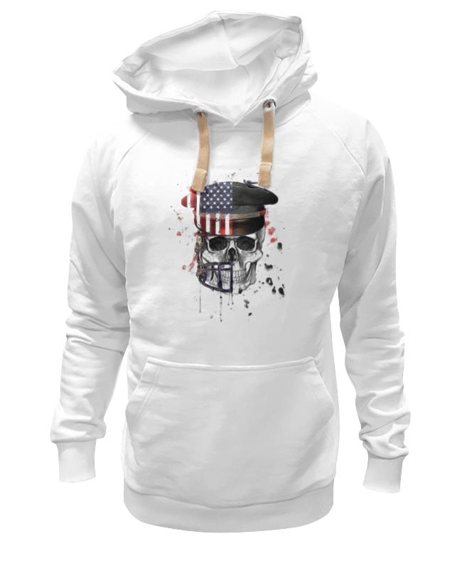 Printio Толстовка Wearcraft Premium унисекс Америка