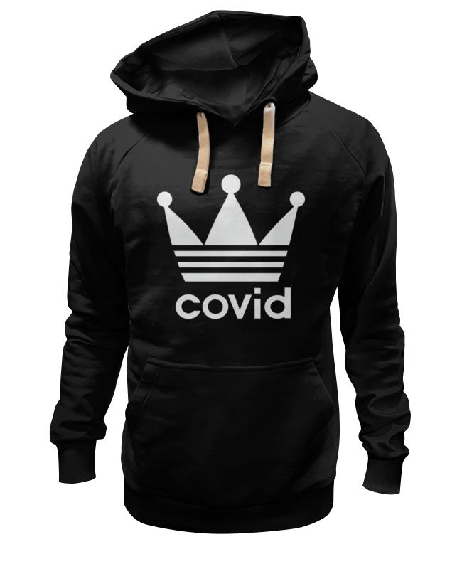 Printio Толстовка Wearcraft Premium унисекс Covid-19 недорого