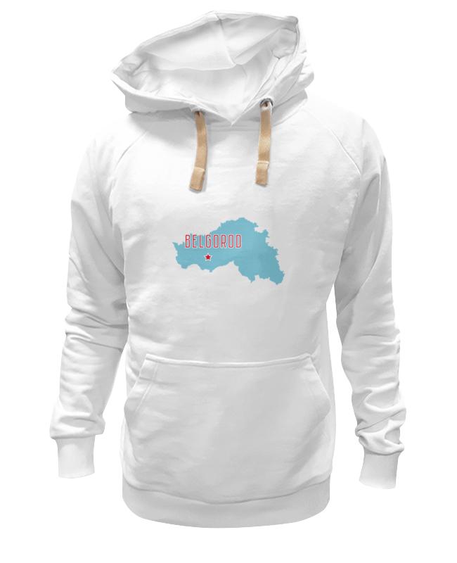 Printio Толстовка Wearcraft Premium унисекс Белгородская область. белгород