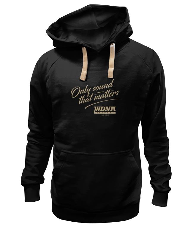 Printio Толстовка Wearcraft Premium унисекс Wdnh records black hoodie printio толстовка wearcraft premium унисекс evo black