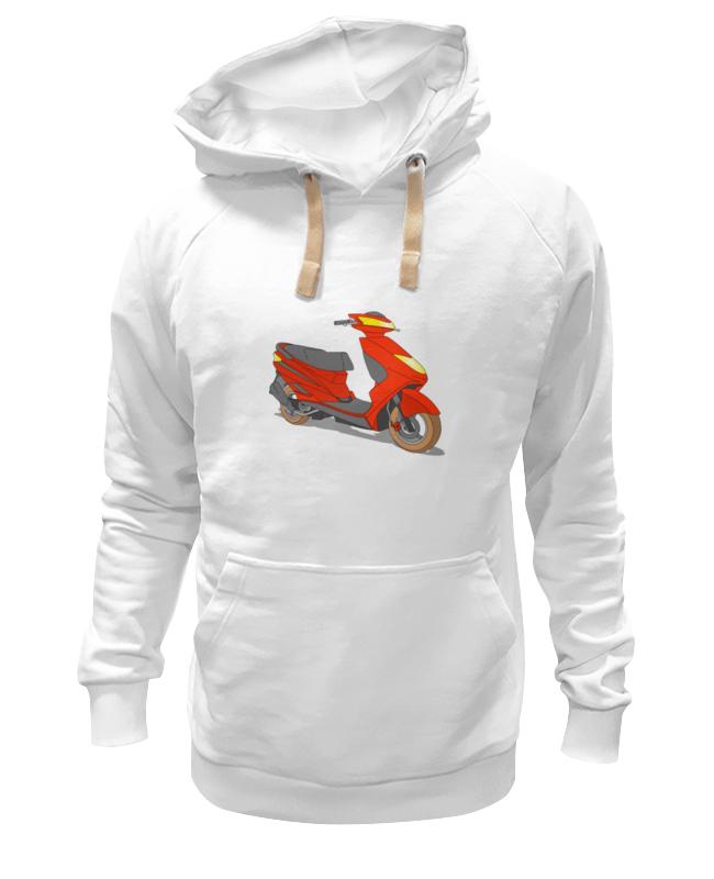 Printio Толстовка Wearcraft Premium унисекс Мопед