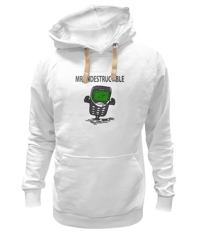 Printio Толстовка Wearcraft Premium унисекс Мистер неубиваемый