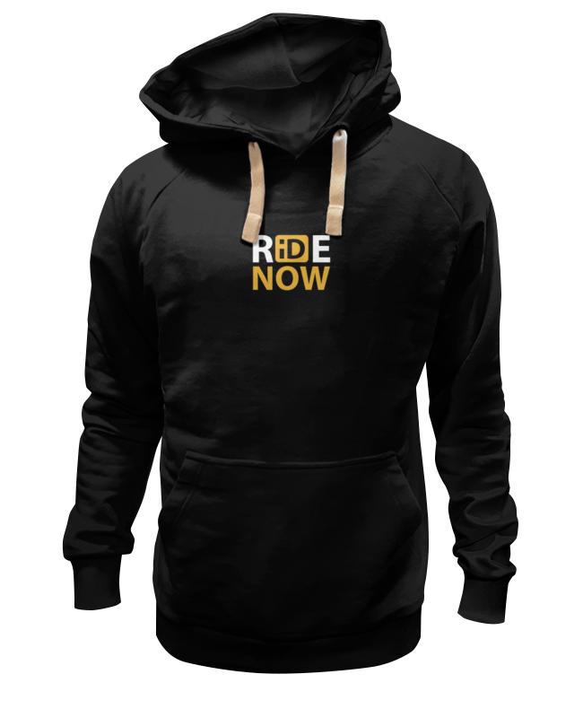 Printio Толстовка Wearcraft Premium унисекс Ride-now. для любителей активных видов спорта!