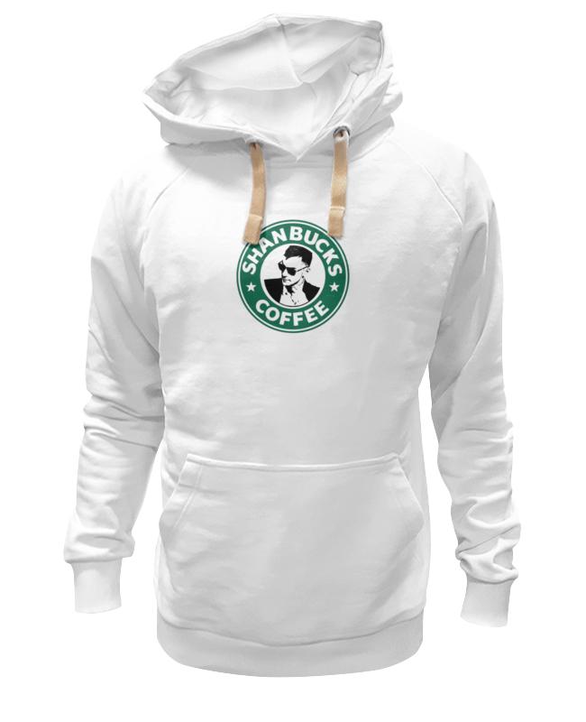 сумка printio shanbucks coffee Printio Толстовка Wearcraft Premium унисекс Shanbucks coffee