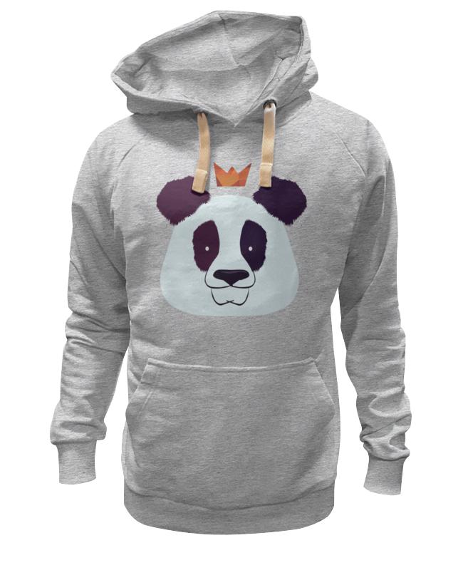 Printio Толстовка Wearcraft Premium унисекс Король панда