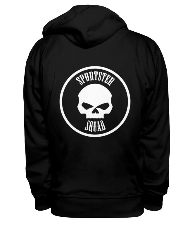 Printio Толстовка Wearcraft Premium унисекс Willie skull black printio толстовка wearcraft premium унисекс black america