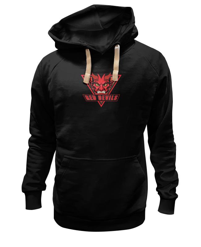 Printio Толстовка Wearcraft Premium унисекс Red devils