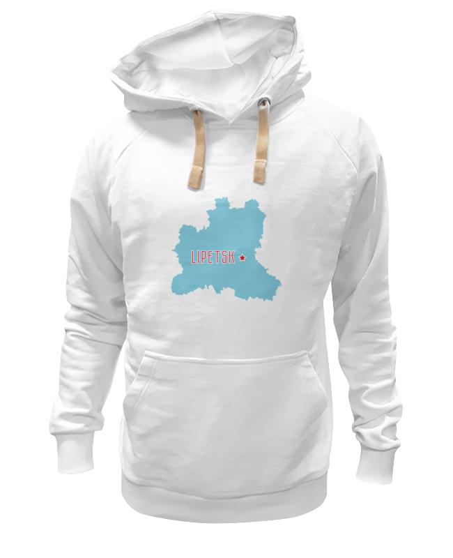 Printio Толстовка Wearcraft Premium унисекс Липецкая область. липецк