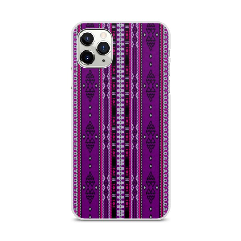 Фото - Printio Чехол для iPhone 11 Pro Max, объёмная печать Восточный орнамент printio чехол для iphone 11 pro max объёмная печать восточный орнамент
