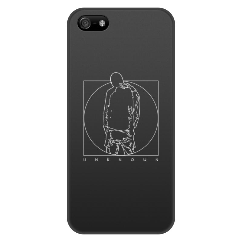 Printio Чехол для iPhone 5/5S, объёмная печать Unknown printio чехол для iphone 6 объёмная печать unknown