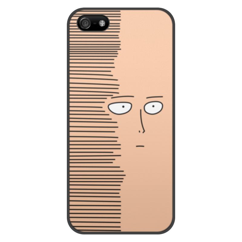 Printio Чехол для iPhone 5/5S, объёмная печать Сайтам