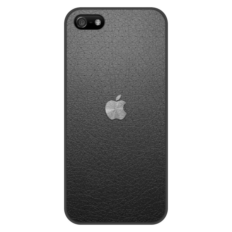Printio Чехол для iPhone 5/5S, объёмная печать Айфон