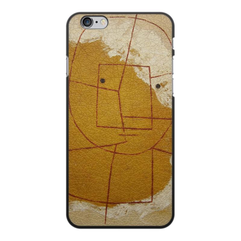 Фото - Printio Чехол для iPhone 6 Plus, объёмная печать Тот, кто понимает (пауль клее) printio чехол для iphone 8 plus объёмная печать тепло пауль клее