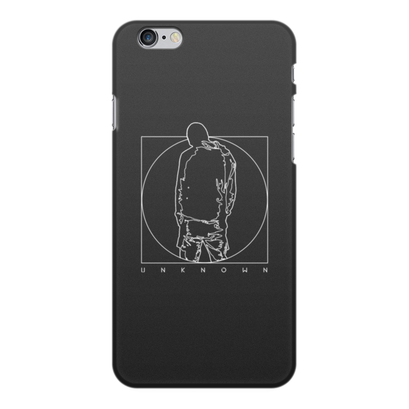 Printio Чехол для iPhone 6 Plus, объёмная печать Unknown printio чехол для iphone 6 объёмная печать unknown
