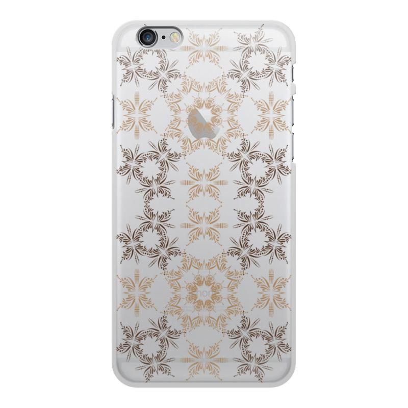 Фото - Printio Чехол для iPhone 6 Plus, объёмная печать Восточный ажур printio чехол для iphone 11 pro max объёмная печать восточный орнамент