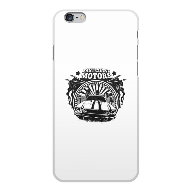 Printio Чехол для iPhone 6 Plus, объёмная печать East coast motors printio чехол для iphone 6 объёмная печать east coast motors